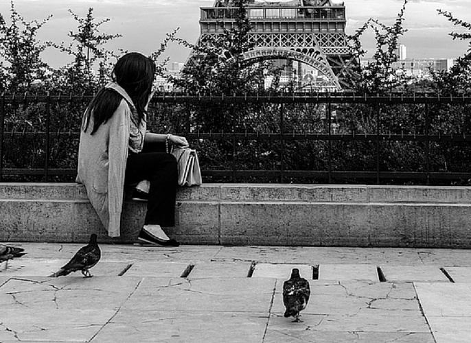 Late in Paris